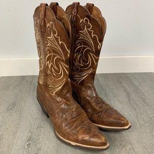 Ariat Women's Heritage Western J Toe Cowboy Boots